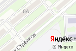 Схема проезда до компании Клеопатра в Казани