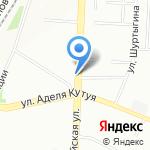 Измерительная техника на карте Казани