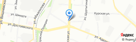Опорный пункт общественного порядка Отдел полиции №15 Танкодром на карте Казани