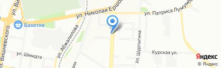 Colora на карте Казани