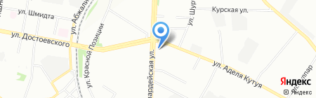 Элит-Транс на карте Казани