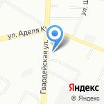 Современная гуманитарная академия на карте Казани