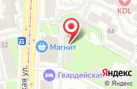 Схема проезда до компании Пятерочка в Красном Пути