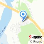 Секретарь на карте Казани