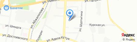 ИнтурВолга на карте Казани