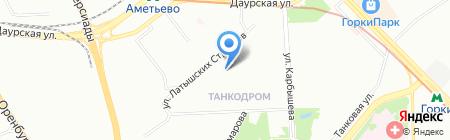 Детская школа искусств №4 Советского района на карте Казани