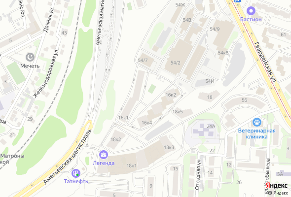 жилой комплекс Голливуд (Гранд парк)