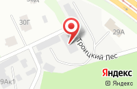 Схема проезда до компании Связьэнерготрейд в Казани