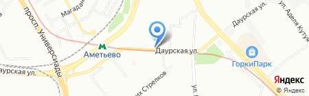 Букет Столицы на карте Казани