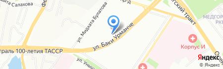 СанФарма на карте Казани
