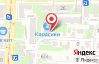 Схема проезда до компании Настрой в Казани