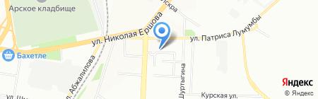 ТермоАльянс-Сервис на карте Казани