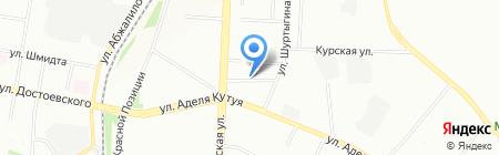 РиКо на карте Казани