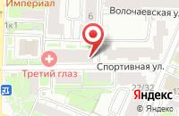 Схема проезда до компании ТрансЛогистСервис в Казани