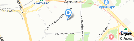 ПромАльп116 на карте Казани