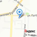 Протэк на карте Казани