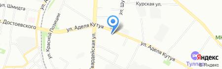 Рыбалка на карте Казани