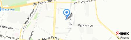 PRO-Окна на карте Казани