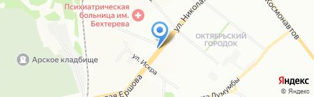 Бережная аптека на карте Казани
