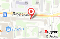 Схема проезда до компании Фортуна Мэджик в Казани