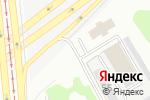 Схема проезда до компании Шиномонтажная мастерская в Казани