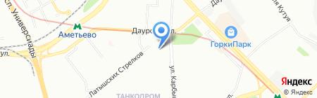 Новый Сервис на карте Казани