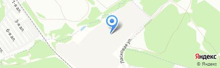 Казмехмонтаж на карте Столбища