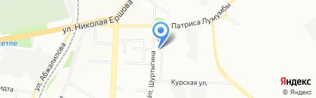 Информ-риэлт на карте Казани