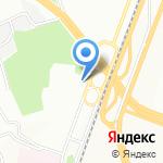 Радиотелевизионный передающий центр Республики Татарстан на карте Казани