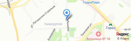 Чистай на карте Казани