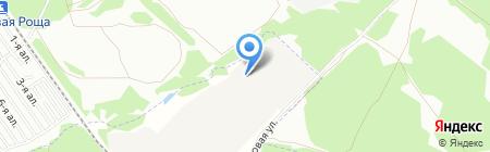 Сервиз на карте Столбища