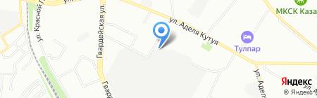 Центр окон на карте Казани