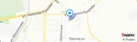 Военный комиссариат Республики Татарстан на карте Казани