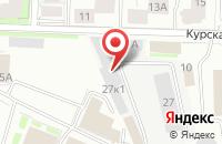 Схема проезда до компании Институт Аэрокосмического Приборостроения в Казани