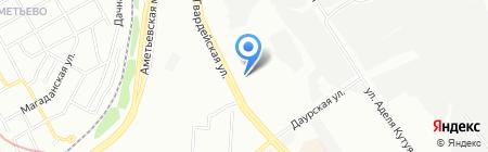 Управление Пенсионного фонда России в Советском районе г. Казани на карте Казани