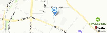 Аларм Трейд Поволжье на карте Казани
