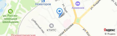 ДеЛаваль на карте Казани