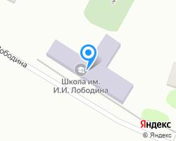 Схема местоположения почтового отделения 413718