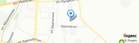 Hamburger Leistungsfutter на карте Казани