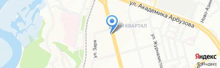 Ice BABY на карте Казани