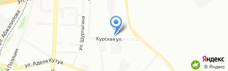 Студия Мирт на карте Казани