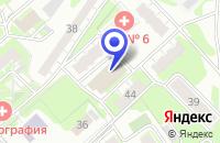 Схема проезда до компании ПО НАСТОЛЬНОМУ ТЕННИСУ СДЮСШОР в Казани