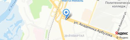 УютСервис на карте Казани