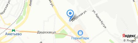 Вкусная кулинария на карте Казани