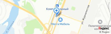 Обнова на карте Казани