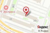 Схема проезда до компании Каскад в Казани