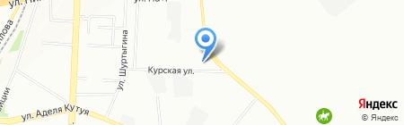 Сармат на карте Казани