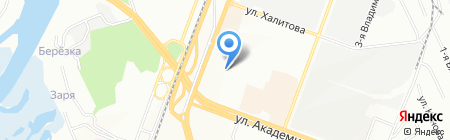 Макиз Урал на карте Казани