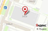 Схема проезда до компании Супер9 в Казани