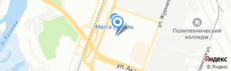 Витар Альфа на карте Казани
